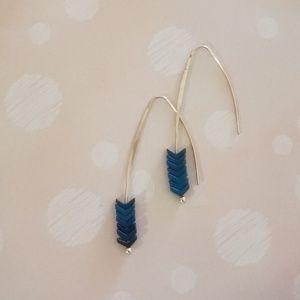 Arrow Hook Earrings